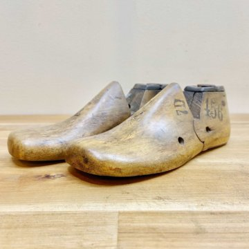 Vintage_Shoe mold(ビンテージ_靴型)【2482】