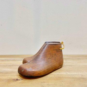 Vintage_Shoe mold(ビンテージ_靴型)【2481】