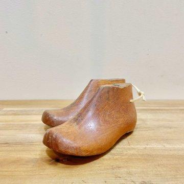 Vintage_Shoe mold(ビンテージ_靴型)【2480】