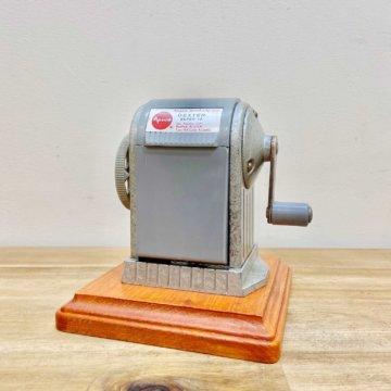 USA_APSCO_Pencil sharpener(ビンテージ鉛筆削り)【2485】