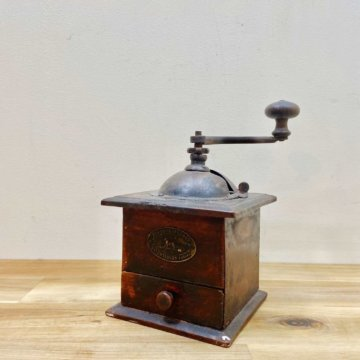 PEUGEOT FRERES_Coffee mill【2858】