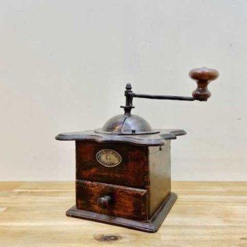 Vintage _Coffee mill【2865】