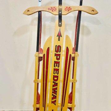 Snow sled【2860】