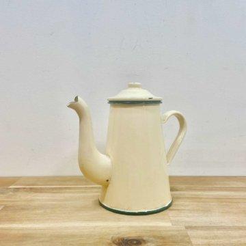 Vintage _Enamel pot(ビンテージ_ホーローポット)【2936】