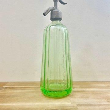 Vintage_Glass bottle【2932】