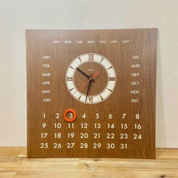 Weldon_wall clock【2813】
