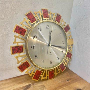JAZ_wall clock【891】