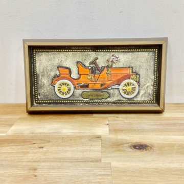 Vintage  wood frame【2518】
