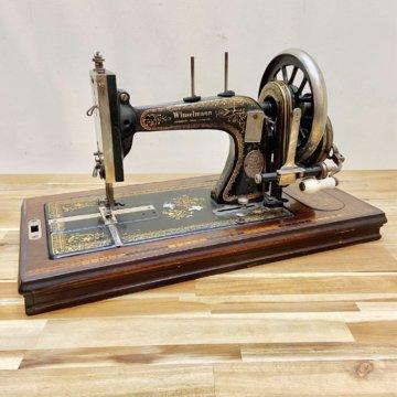 Winselmann_sewing machine【3105】