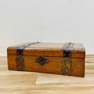 Vintage_WoodBox【3230】