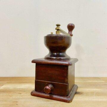 Vintage _Coffee mill【3220】