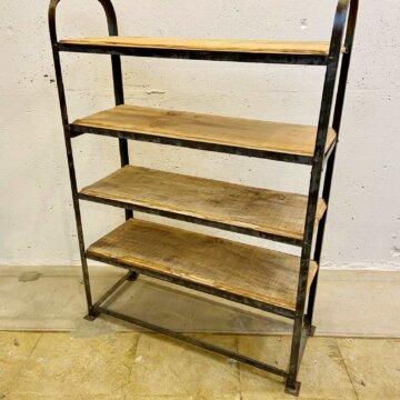 Iron &wood shelf【3237】