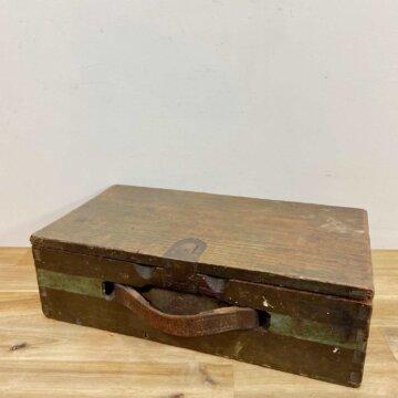 Vintage_Tool Box 【3201】
