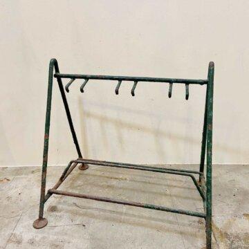 Vintage Iron rack【3343】