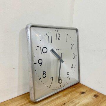 Simplex wall clock【3423】