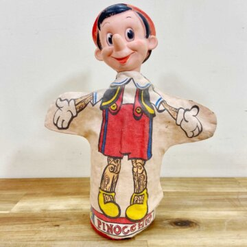 Pinocchio_Hand puppet【3172】