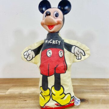 Mickey Mouse_Hand puppet【3170】