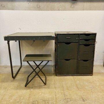 U.S.military Field desk【3951】