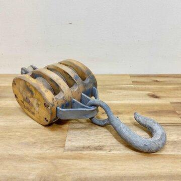 Vintage_pulley【3339】