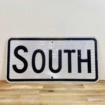 Vintage_Road sign【4147】