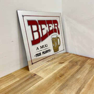 Advertising Wall Mirror【4346】