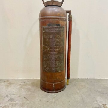 Vintage Fire extinguisher【4357】