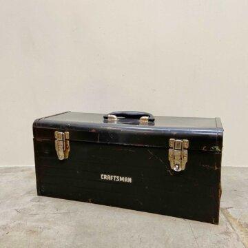 Vintage_CRAFTSMAN_TOOL BOX【4847】