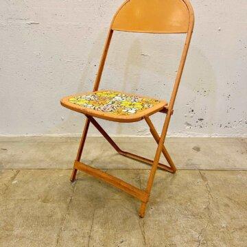 Folding chair【4496】