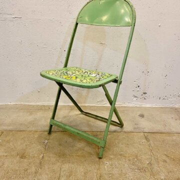 Folding chair【4495】