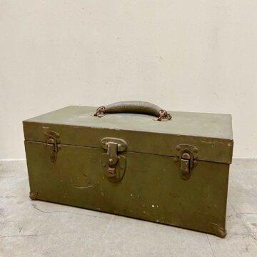 Vintage_Tool Box 【4717】