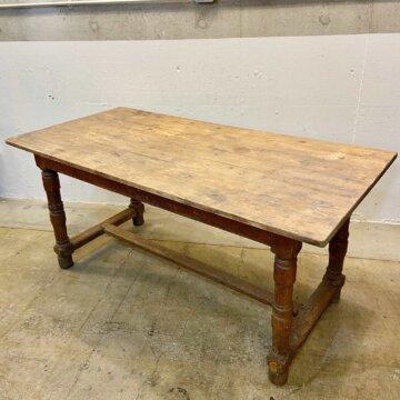 Vintage Wood table【4826】