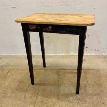 Wood side table【4829】