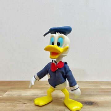 Donald Duck Vintage doll【4819】