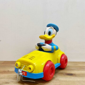 Donald Duck Vintage Toy【4818】
