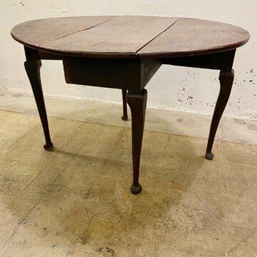 Vintage Wood table【4891】