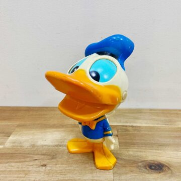 Donald Duck Vintage Toy【4816】