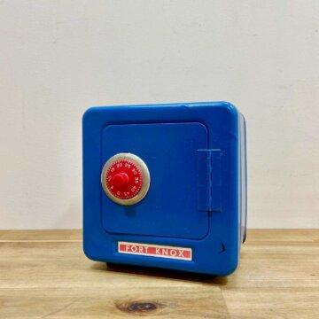 vintage toy cash box【5196】