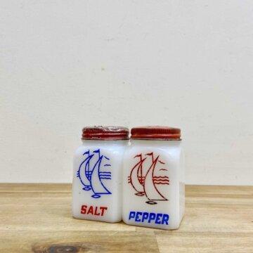 Salt Pepper Shakers【3989】