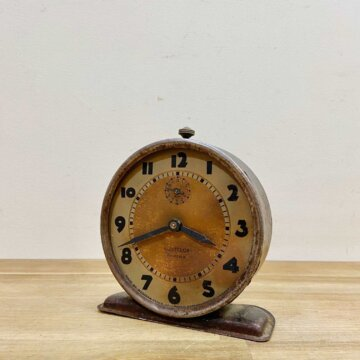 Westclox Table clock【2329】
