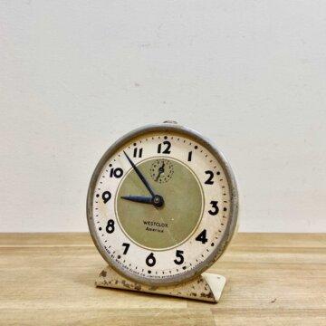 Westclox Table clock【2328】