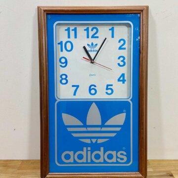 adidas vintage wall clock【3434】