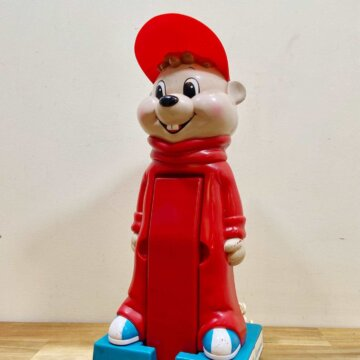 Alvin & The Chipmunks Telephone【5382】