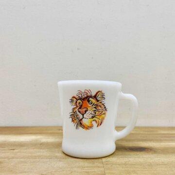 FireKing Mag Esso Tiger【5381】