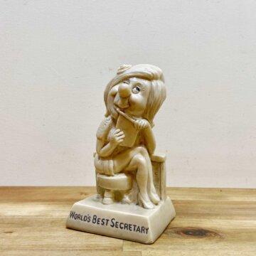 Vintage_Message Doll【5240】