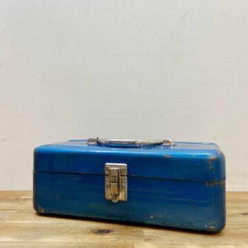 Vintage tackle box【5495】