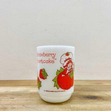 Anchor Hocking Mag strawberry shortcake【5517】