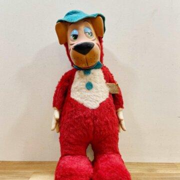 Huckleberry Hound Plush Toy 【5420】