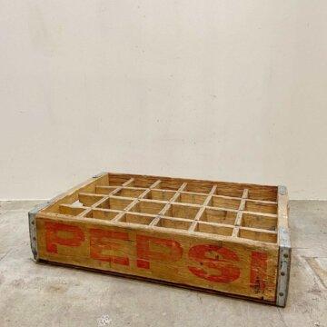 Vintage Crate PEPSI【5263】