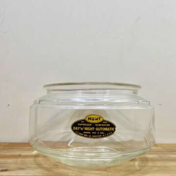 Vintage Glass Bowl【4414】