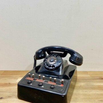 Telefonbau Normalzeit Vintage phone【5704】
